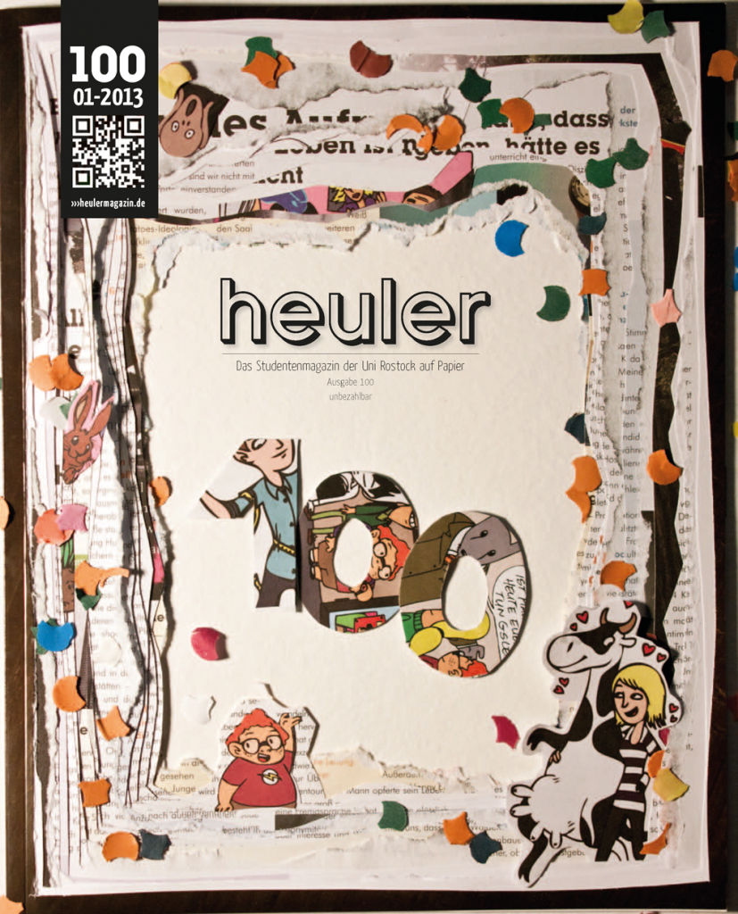 heuler – Das Studentenmagazin #100