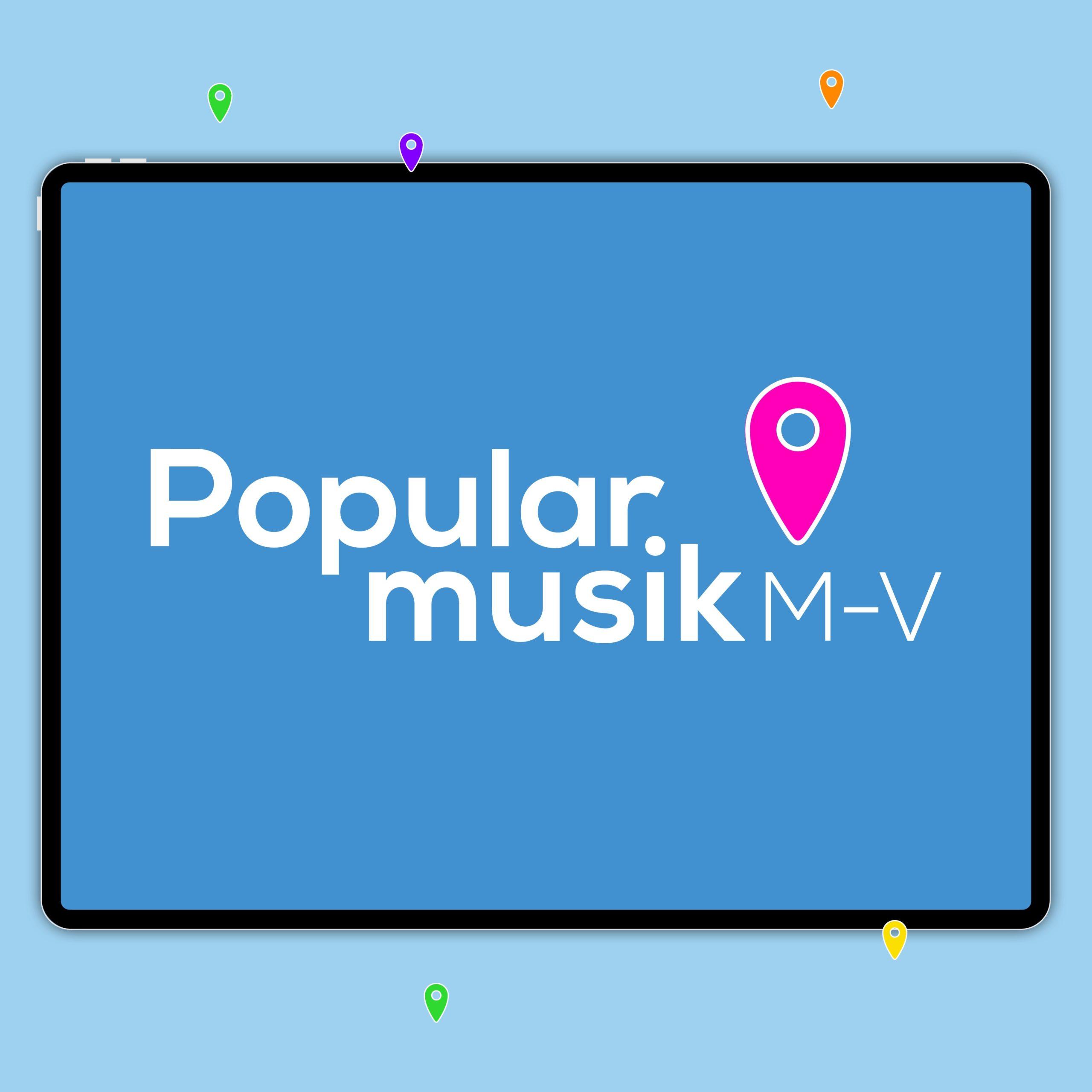 Atlas Populärmusik M-V